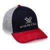 VCAPRED Red Brim Hat